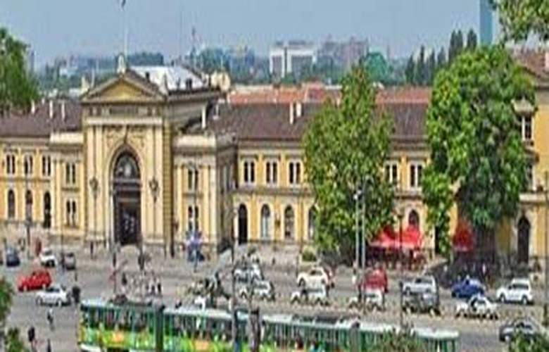 Belgrade City - Hotel - 0