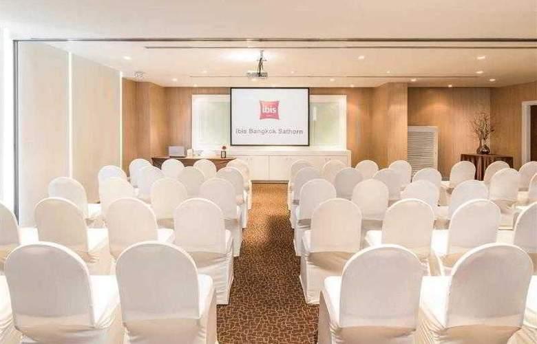 Ibis Bangkok Sathorn - Hotel - 20