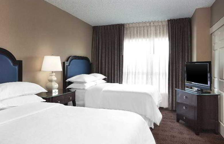 Sheraton Suites Houston near the Galleria - Room - 33