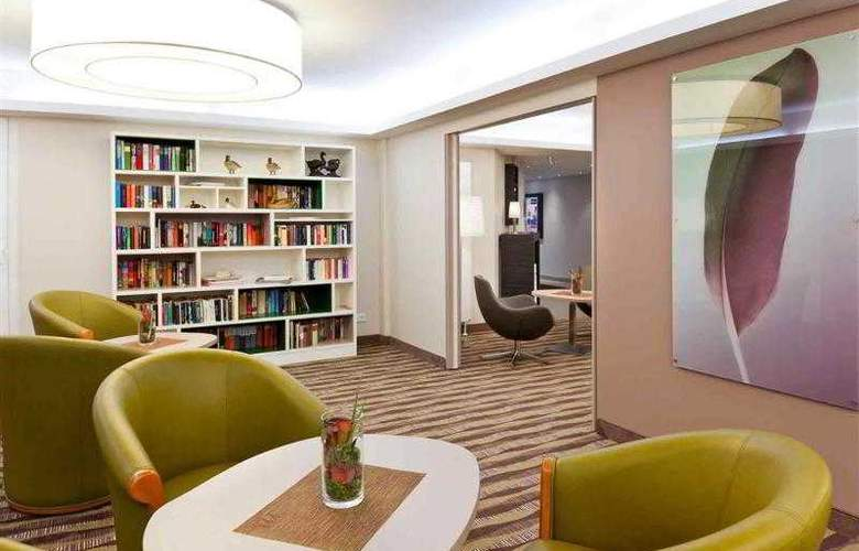 Mercure Am Entenfang Hannover - Hotel - 10