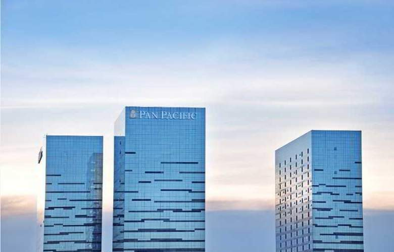 Pan Pacific Serviced Suites Ningbo - Hotel - 0