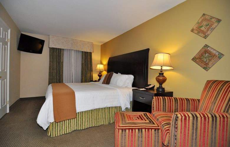 Best Western Meridian Inn & Suites, Anaheim-Orange - Room - 25