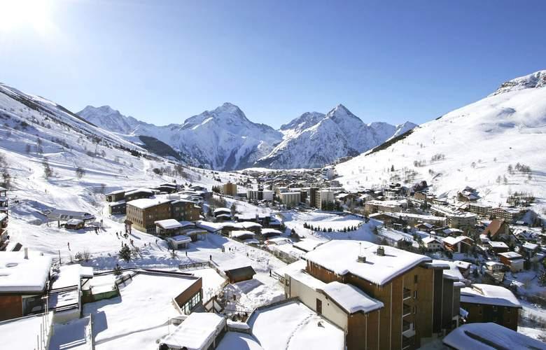 Mercure Les Deux-Alpes 1800 - Environment - 4