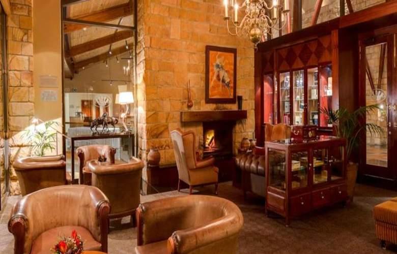 Arabella Western Cape Hotel & Spa - Bar - 35