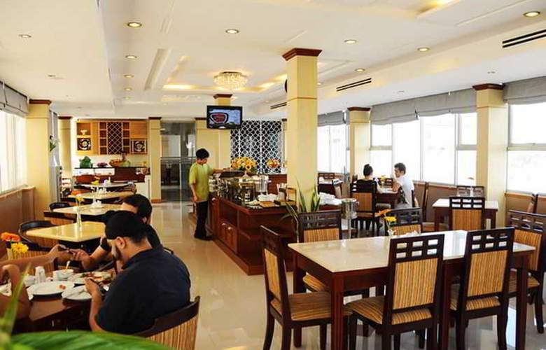 Hong Vy Hotel - Restaurant - 17