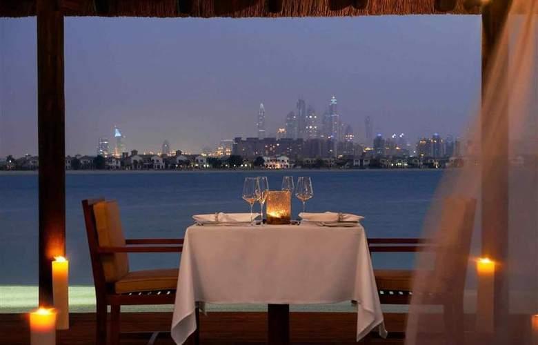 Sofitel Dubai The Palm Resort & Spa - Restaurant - 28
