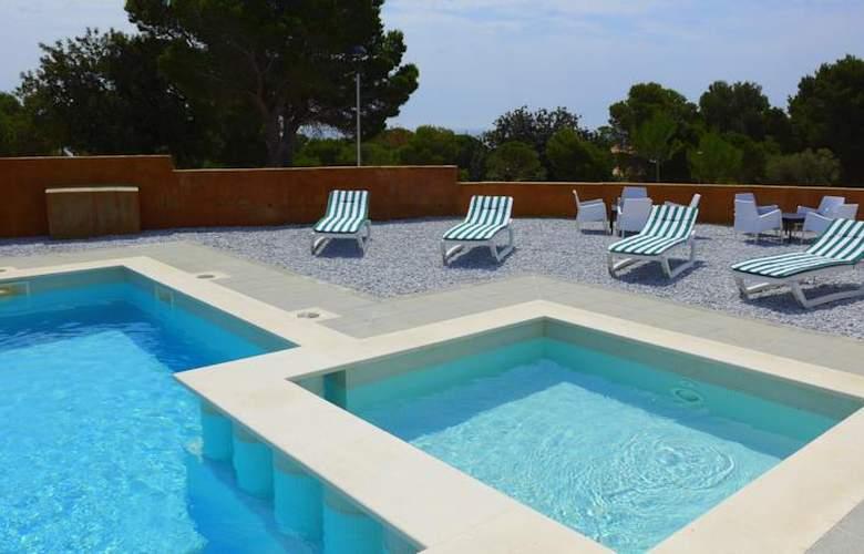 Sun Dore Rentalmar - Pool - 26