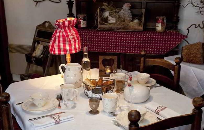 Le Verger Des Chateaux - Restaurant - 23