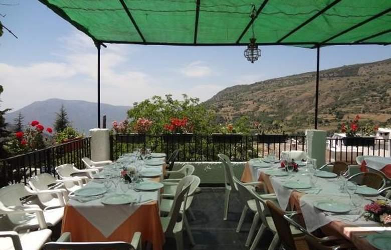 Hostal Poqueira - Restaurant - 11