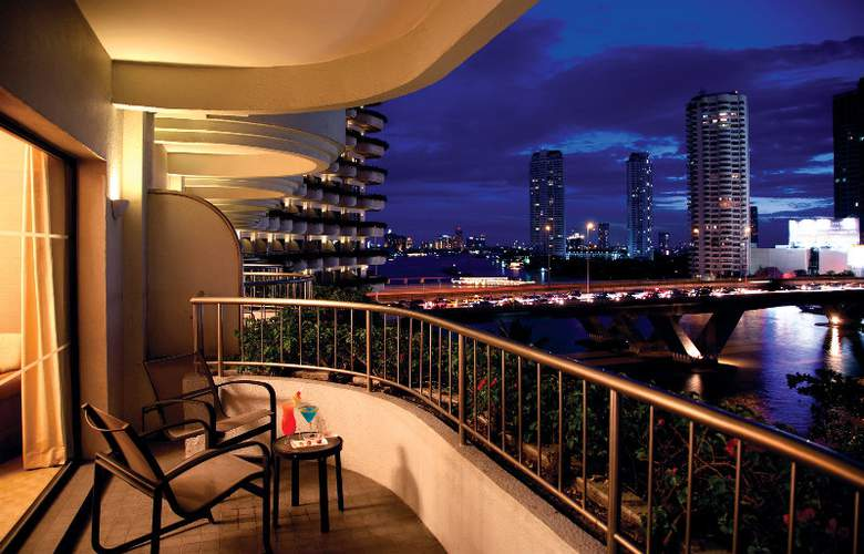 Shangri-La Bangkok - Terrace - 26