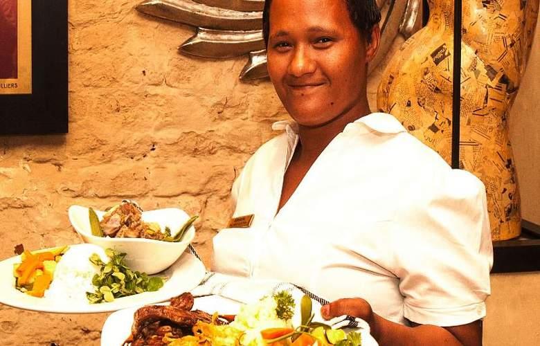 Barrydale Karoo - Restaurant - 18