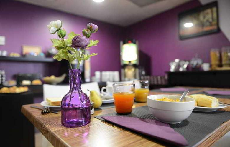 Residhotel Lyon Lamartine - Restaurant - 15