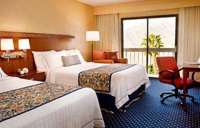 Palm Springs Courtyard by Marriott - Room - 2