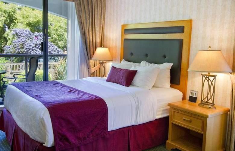 Best Western Plus Inner Harbour - Room - 51