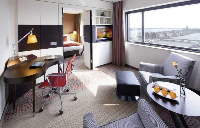 Movenpick Amsterdam City Centre - Room - 4