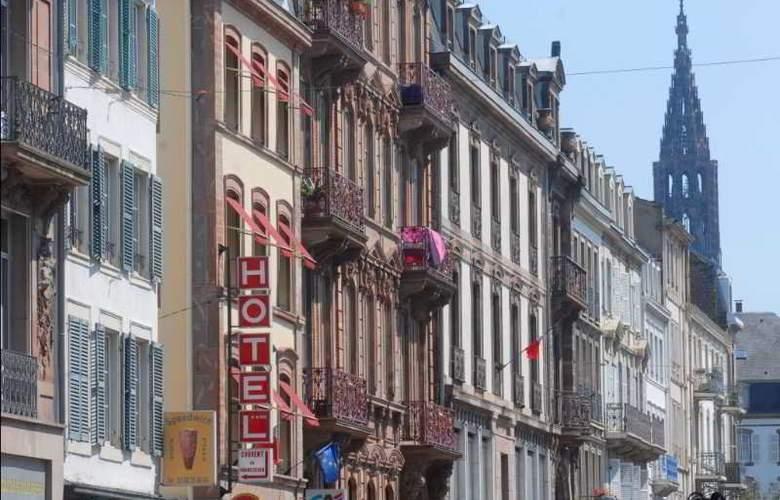 Couvent Du Franciscain - Hotel - 9