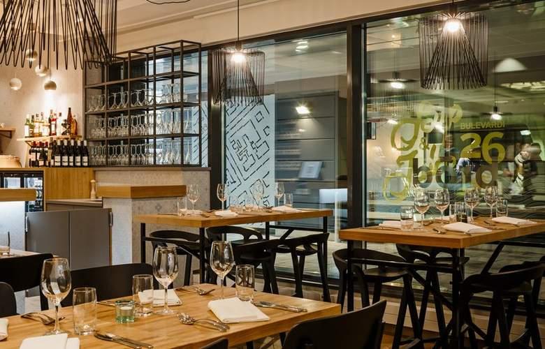 Indigo Helsinki - Boulevard - Restaurant - 4