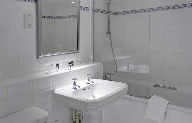 Best Western Barons Court Hotel - Room - 52