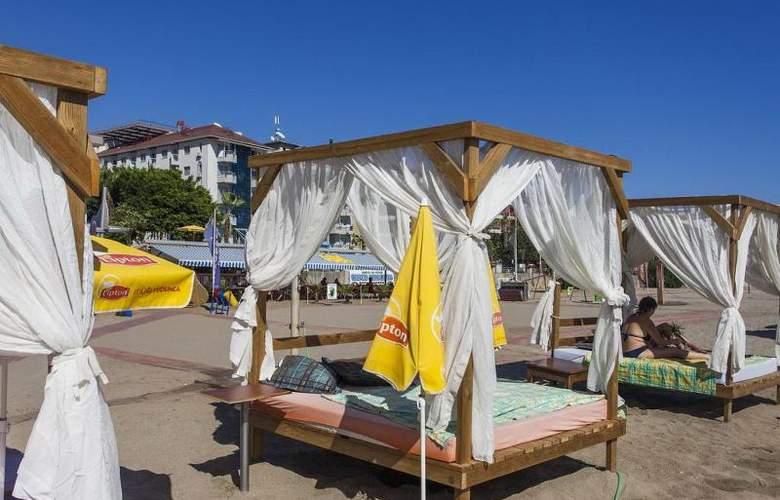Melissa Kleopatra  Beach - Hotel - 13