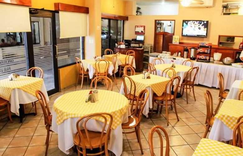 Comfort Inn Tampico - Restaurant - 5