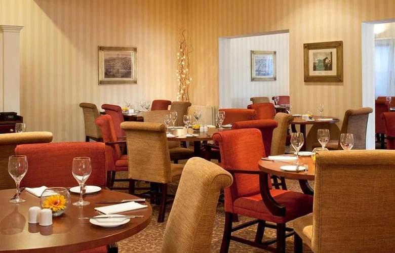 Mercure Milton Keynes Parkside House - Restaurant - 49