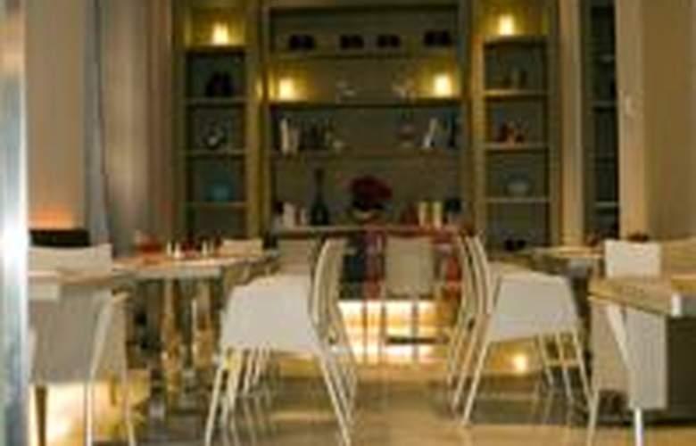 Petit Palace Marques Santa Ana - Restaurant - 16