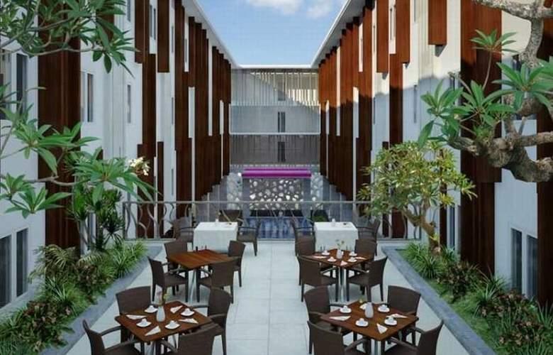 Crystal Kuta - Restaurant - 12