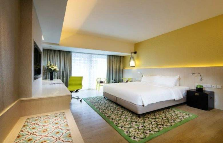 Village Hotel Katong - Room - 11