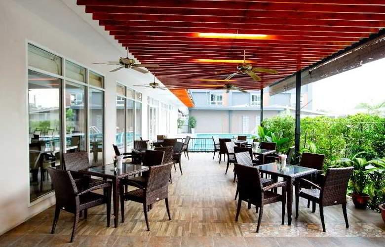 Sinsuvarn Airport Suite - Restaurant - 44