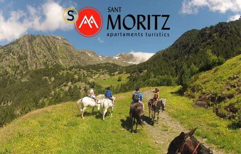 Apartamentos Sant Moritz - Sport - 47