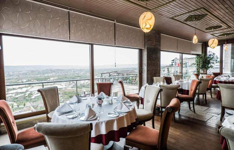 Cappadocia Cave Resort & Spa - Restaurant - 55