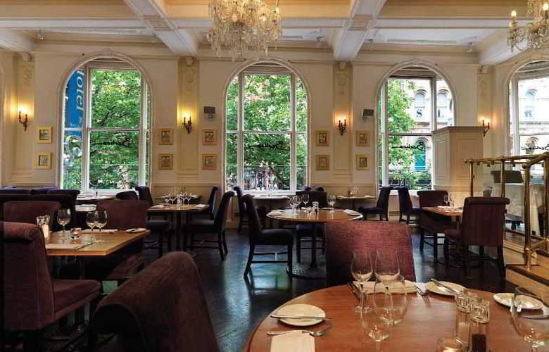 Macdonald Burlington Hotel - Restaurant - 7