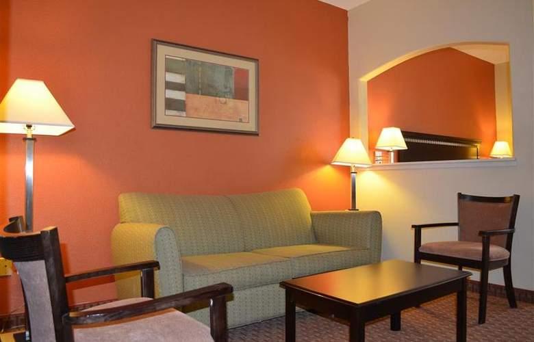 Best Western Greenspoint Inn and Suites - Room - 118