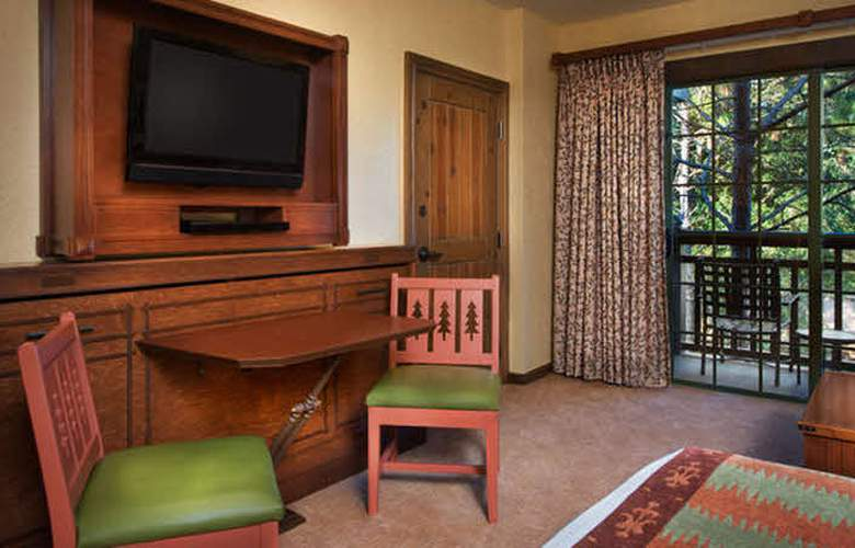 Villas at Disneys Wilderness Lodge - Room - 14