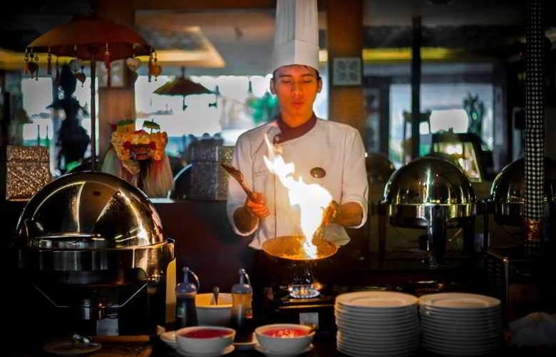 Horison Hotel Seminyak Bali - Restaurant - 19