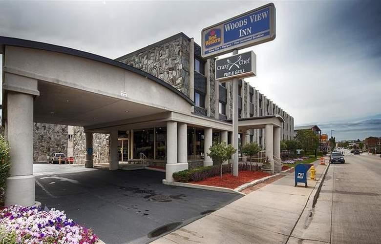 Best Western Woods View Inn - Hotel - 67