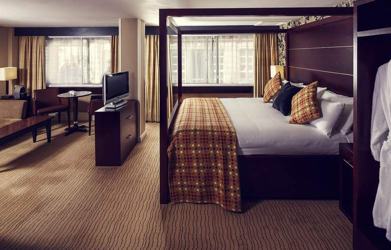 Mercure Glasgow City - Room - 6