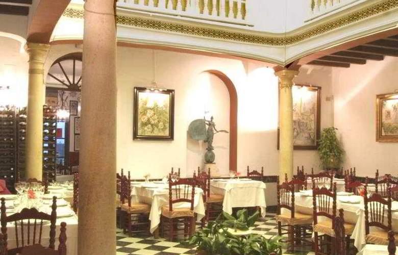 Casas de Santa Cruz - Restaurant - 5