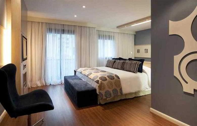 Mercure Sao Paulo Pamplona - Hotel - 10
