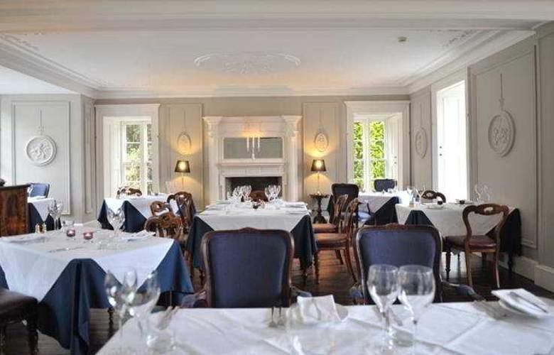 Barcaldine House - Restaurant - 4