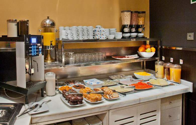 Petit Palace Canalejas - Restaurant - 21