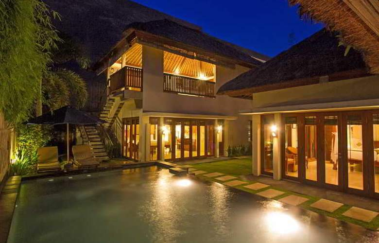 Bali Baliku Luxury Villa - Pool - 46