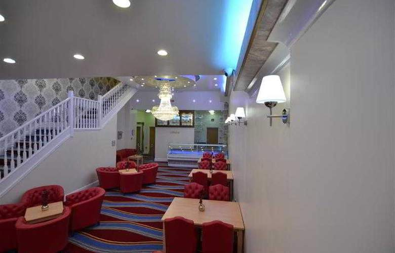 Best Western Greater London - Hotel - 32