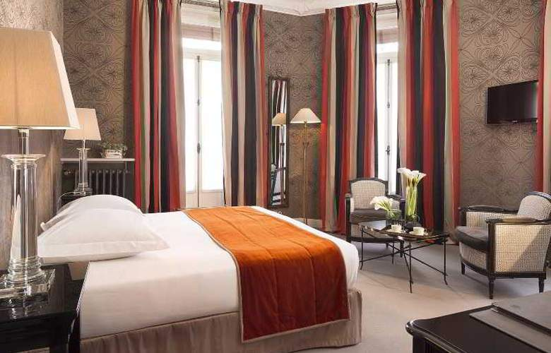 West end Paris - Room - 7