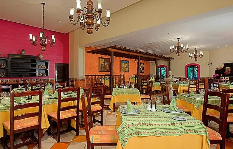 Occidental Cozumel - Restaurant - 19