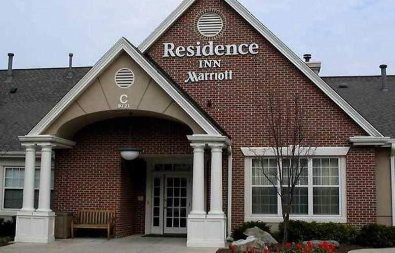 Residence Inn Gaithersburg Washingtonian Center - Hotel - 10