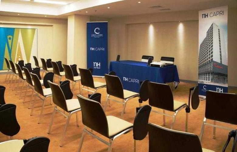 NH Capri La Habana - Conference - 5