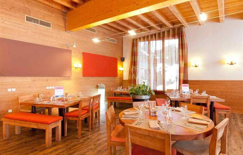Mercure Chamonix les Bossons - Restaurant - 74