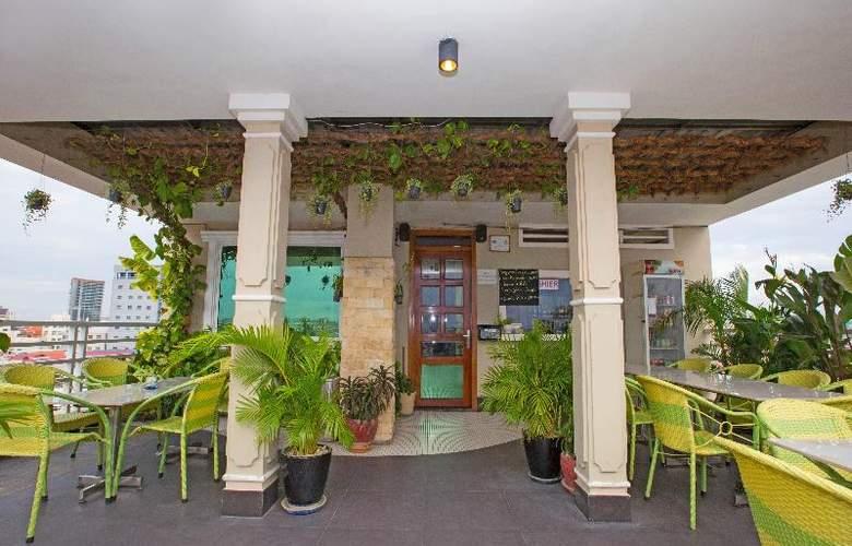 Hang Neak Hotel - Restaurant - 17