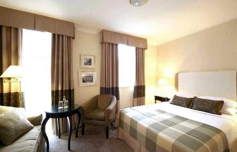 Mercure Brandon Hall Hotel & Spa - Hotel - 46